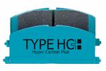 プロジェクトミューブレーキパッド TYPE-HC+フロント・リア1台分