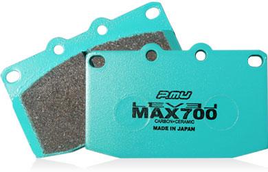 Projectμ(プロジェクトミュー) LEVEL MAX700(レベルマックス700)フロントブレーキパッド