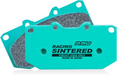Projectμ(プロジェクトミュー) Racing SINTERED(レーシング シンタード)フロント ブレーキパッド