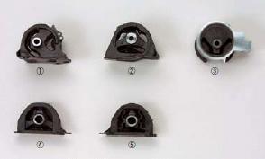 SPOON(スプーン) エンジンマウント、ミッションマウントセットシビック EK4、EK9用