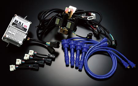 ウルトラ(永井電子) MDI DUAL RR コンバージョンキット(9941)マルチプル・ディスチャージド・イグニッション・システム・コンバージョンキットオデッセイ(RB1/2)専用