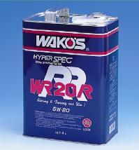 WAKO'S(ワコーズ) 100%化学合成エンジンオイルWR-R(ダブルアールアール) 4L缶【4輪エンジンオイル】