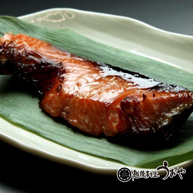 早割クーポン 風味豊かな西京味噌に脂ののった旬のサクラマス 人気ブランド 本鱒 をじっくりと漬け込みました 日本海産 サクラマスの西京漬 1切