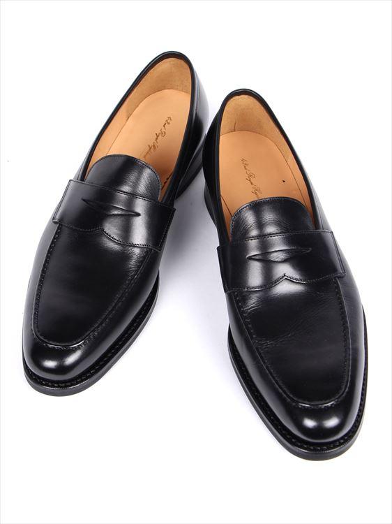 【国内正規品】42ND ROYAL HIGHLAND フォーティーセカンドロイヤルハイランド ローファー レザーシューズ CH4001-01 本革 革靴 紳士靴