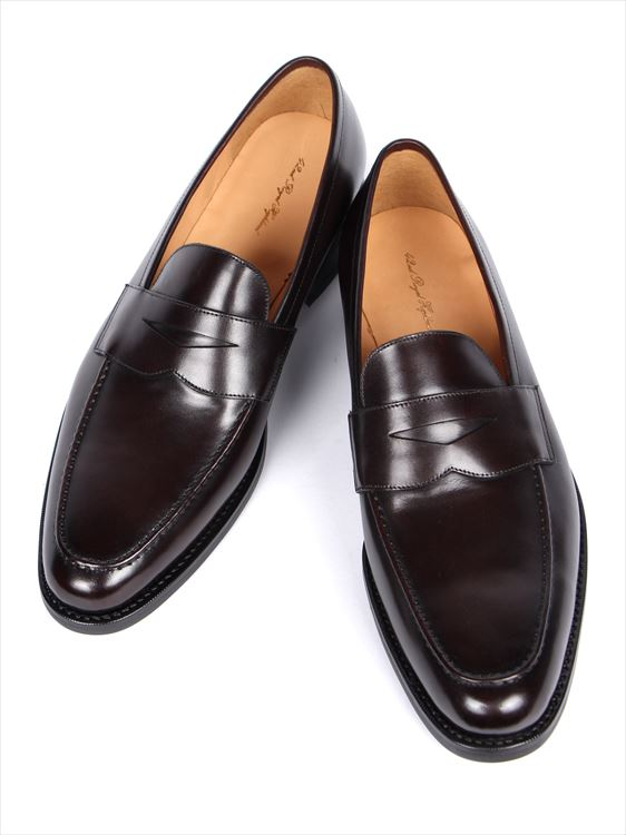 【国内正規品】42ND ROYAL HIGHLAND フォーティーセカンドロイヤルハイランド ローファー レザーシューズ CH4001-11 本革 革靴 紳士靴