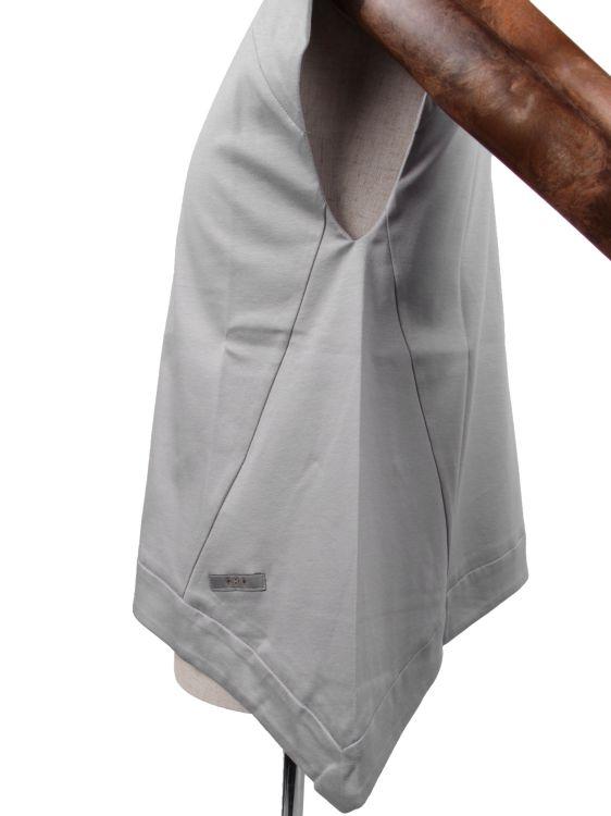 30 OFFセールレディース国内正規品 TATRAS タトラス CALAFURIA 肩ジップ 半袖 裾ヘム カットソー LTK19S8011 グレーv0OPmnw8yN