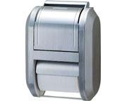INAX LIXIL・リクシル アクセサリー パブリックアクセサリー 紙巻器 スペア付ワンタッチ式紙巻器 【KF-42MS】[新品]