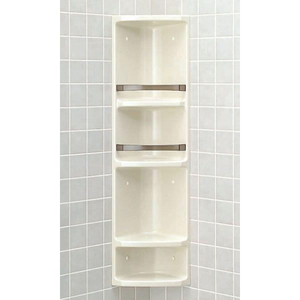【直送商品】INAX LIXIL・リクシル アクセサリー 浴室収納棚 【YR-312】[新品]〈メーカー直送(土曜配送可)のみ・代引き不可・NP後払い不可〉