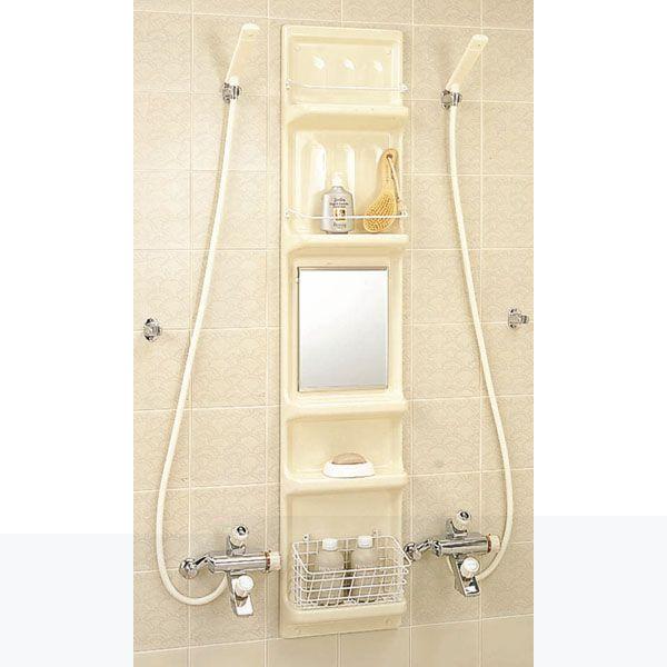 【直送商品】INAX LIXIL・リクシル アクセサリー 浴室収納棚 【YR-316G】[新品]〈メーカー直送(土曜配送可)のみ・代引き不可・NP後払い不可〉