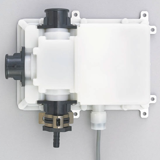 ノーリツ ガスふろ給湯器 専用部材 【CVU-1】 浴槽三方弁ユニット 0707132 【CVU1】[新品]