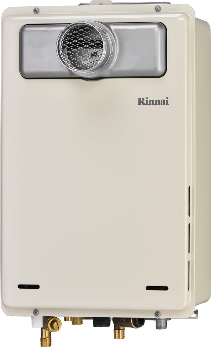 Rinnai[リンナイ] ガス給湯器 RUJ-A2010T 高温水供給式タイプ 20号 ふろ機能:高温水供給式 BL有 接続口径:15A 設置:扉内 品名コード:23-9609