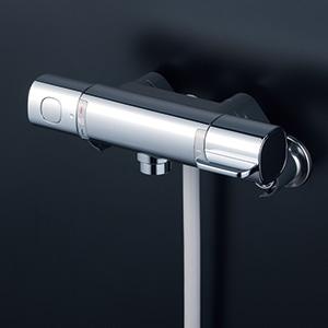 KVK 【FTB100KRNT】 サーモスタット式シャワー 浴室用水栓 > 壁付サーモスタット [新品]【NP後払いOK】