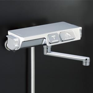 KVK ラクダスサーモスタット式シャワー(170mmパイプ付)【KF3070R1】[新品]