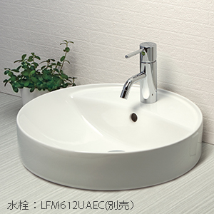KVK 洗面器【KV848QC】[新品]
