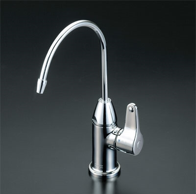 KVK 浄水器付水栓 【K335GNS】ビルトイン浄水器接続専用水栓【K335GNS】[新品]【NP後払いOK】