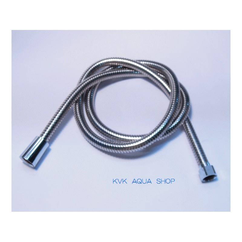 KVK 【HC190/800】 旧MYMバス水栓用メタルシャワーホース1.6m 旧MYM補修部品>バス用シャワー部品 [新品]【NP後払いOK】