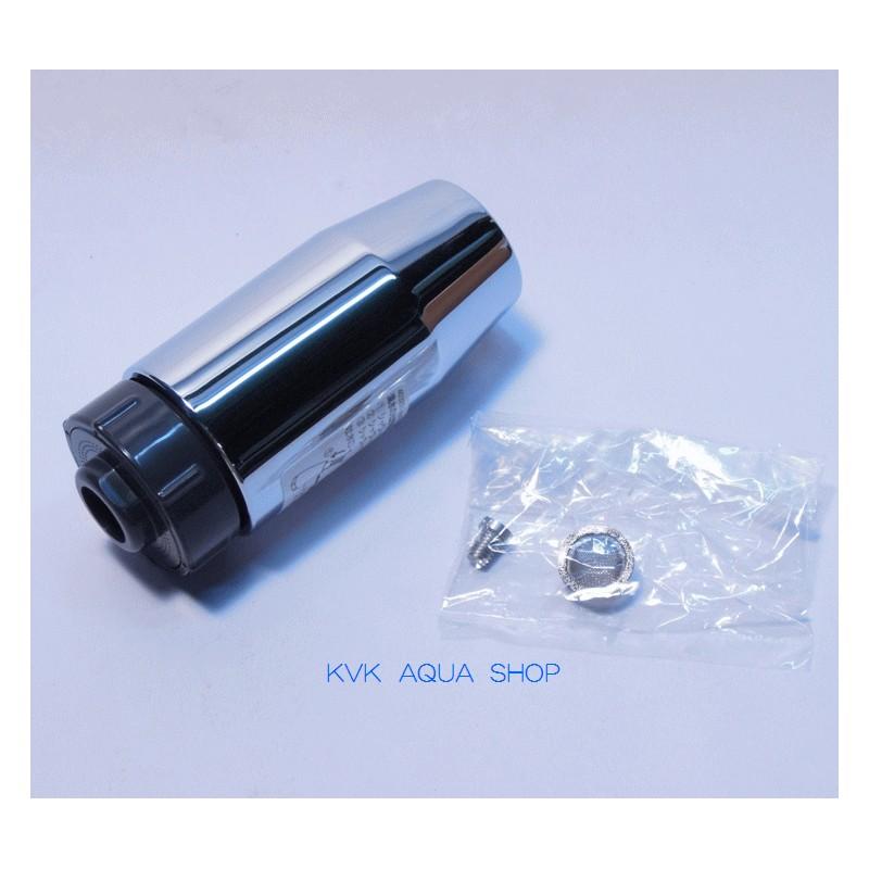 KVK 【ZKM807MN/800】 KM807シリーズ用シャワーヘッドめっき KVK補修部品>KVKキッチン・洗面シャワー部品 [新品]【NP後払いOK】