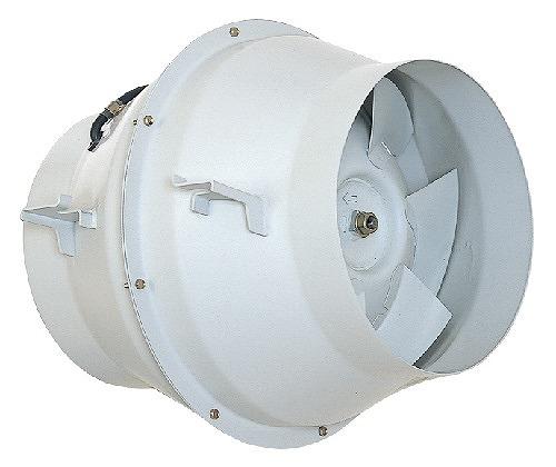 三菱 換気扇 有圧換気扇 産業用換気送風機【JF-550T3】斜流ダクトファン 標準形[新品]
