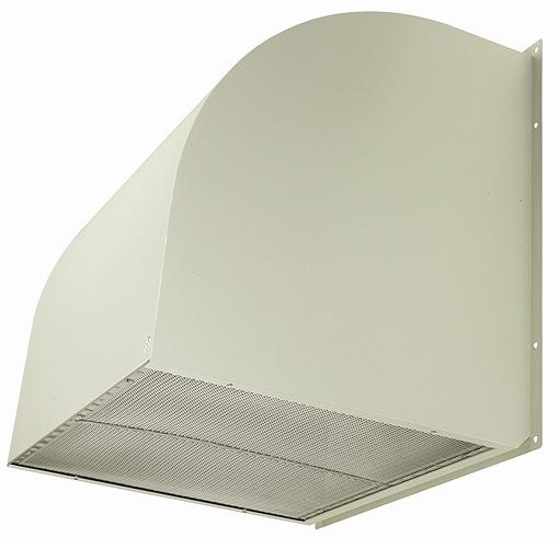 三菱 換気扇 部材 【W-105TA-A】有圧換気扇システム部材ウェザーカバー(鋼板)[新品]