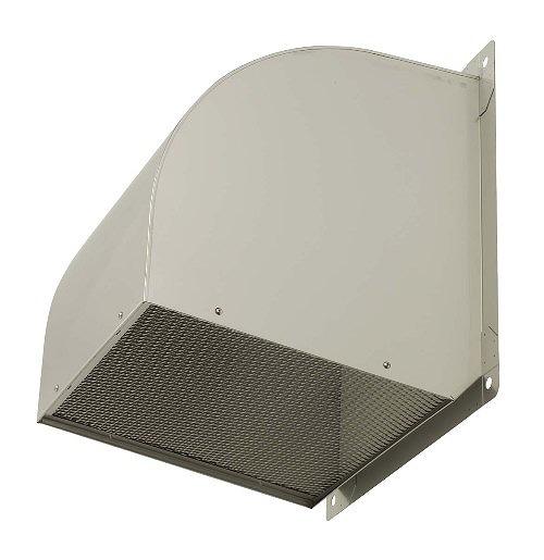 三菱 換気扇 部材 【W-80SA-A】有圧換気扇システム部材ウェザーカバー(ステンレス)[新品]