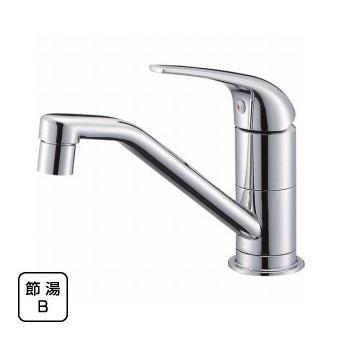 【あす楽】 三栄水栓 【K87010JV-S-13】アウトレット 箱に汚れありますが未使用新品特別特価です シングルワンホール混合栓 SANEI