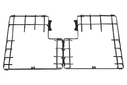 ノーリツ NORITZ【SPZ7240】全面補助ゴトク(750WGTP用)(DP0132)【HM】 クラブノーリツ[新品]