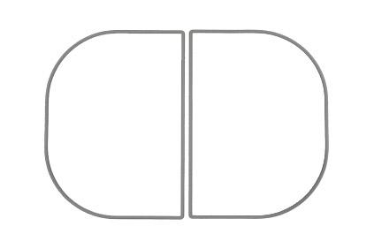 ノーリツ 部材 ふろふた(FA1175G-WH)【09NM005】[新品]