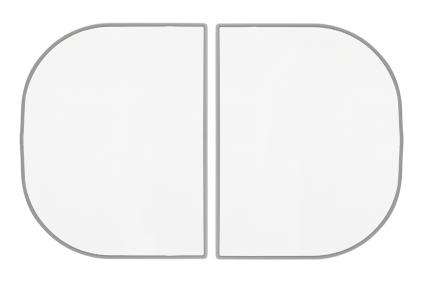 ノーリツ 部材 ふろふた(FA1275G-WH/WH AS)【SCJ7562】[新品][受注生産品]