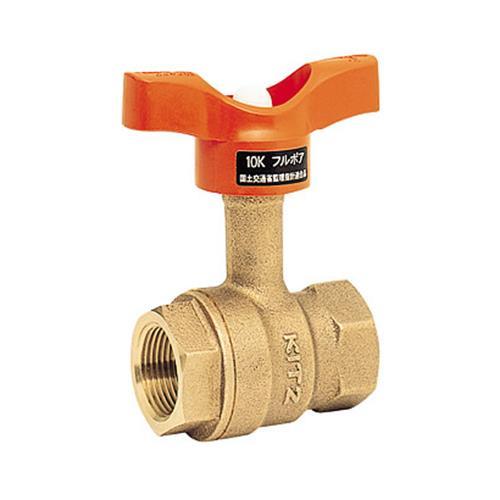 キッツ(KITZ) 青銅製ファンコイルユニット用ボール <TLFT> 【型式:KITZ-TLFT-50 00760193】[新品]