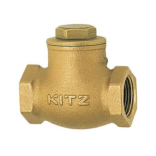 キッツ(KITZ) 汎用バルブ スイングチャッキ <R 125> 【型式:KITZ-R-65 01300278】[新品]