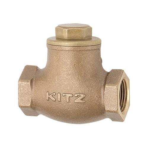 キッツ(KITZ) JIS規格品・汎用品 スイングチャッキ <O 10K> 【型式:KITZ-O-65 01300848】[新品]