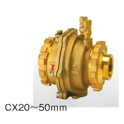 兼工業 減圧式逆流防止器 CX 【型式:CX-20 42001591】[新品]
