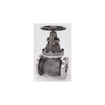 東洋バルヴ 鋳鋼グローブバルブ <150-SGF(F1> 【型式:150-SGF(F10K)-80 01303133】[新品]