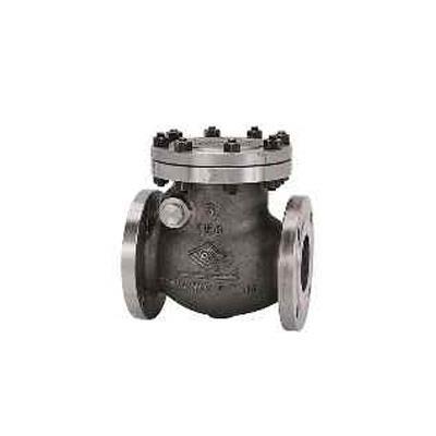 特別オファー 東洋バルヴ 鋳鋼スイングチェッキバルブ <150-SNSF(F> 【型式:150-SNSF(F10K)-80 01303151】[新品]【RCP】, ホシノムラ 0496f857