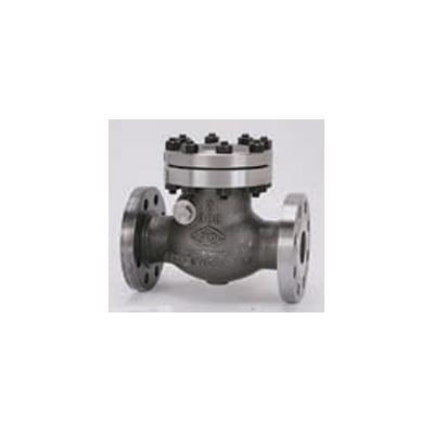 東洋バルヴ 鋳鋼スイングチェッキバルブ <300-SNSF(F> 【型式:300-SNSF(F20K)-100 01303161】[新品]