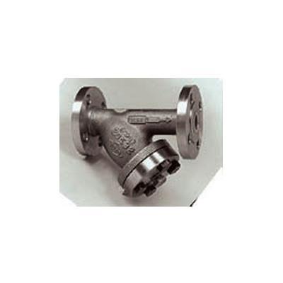 東洋バルヴ 鋳鋼Y形ストレーナ <10-STF 10K> 【型式:10-STF-100 01303186】[新品]