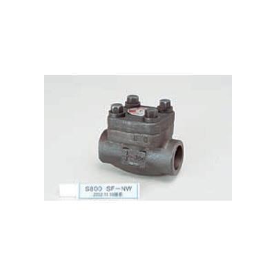 ☆バルブ コック 鋳鋼 鍛工バルブ 一般弁 鍛鋼リフトチェッキバルブ S800-SF-NW ☆ 新品 東洋バルヴ 01303435 型式:S800-SF-NW-32 片面ステライト盛金 ショップ ついに再販開始