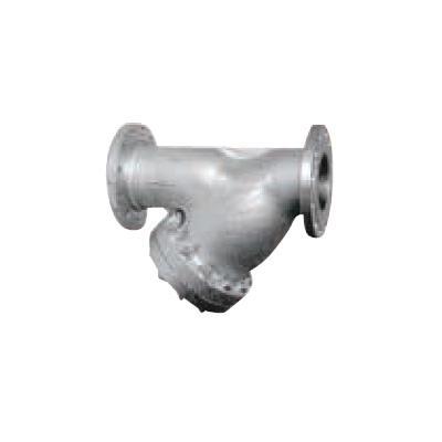 大和バルブ 鋳鋼バルブ Y形ストレーナ <C20Y> 【型式:C20Y-15 01409953】[新品]