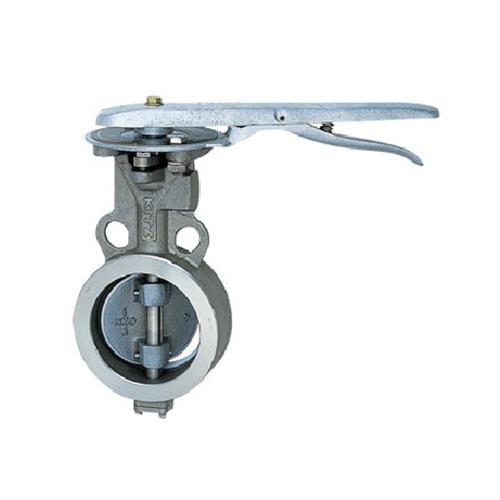 キッツ(KITZ) ステンレス鋼製バタフライUBシリーズ <5UB> 【型式:KITZ-5UB-65 00761480】[新品]