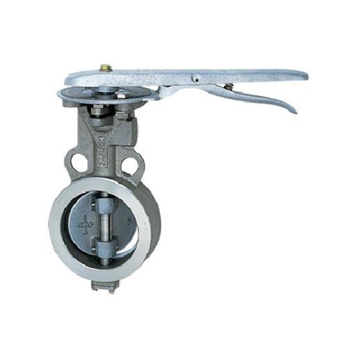 キッツ(KITZ) ステンレス鋼製バタフライバルブ UBシリーズ <KITZ-150UB> 【型式:KITZ-150UB-150 01104670】[新品]