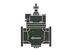 ●日本正規品● FMバルブ製作所 S-3F型(ストレート) 【型式:FM-S-3F-50 01000004】[新品]【RCP】, KQueenStore 30f5058d