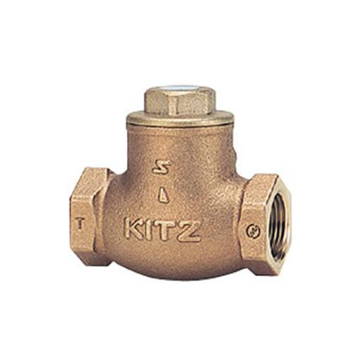 キッツ(KITZ) 鉛レスJIS規格品汎用バルブ スイングチャッキ <ON10K> 【型式:KITZ-ON-50 01301307】[新品]