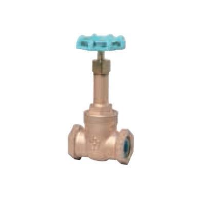 大和バルブ 青銅バルブ(給水用コアリング) ゲートバルブ <5G-CN> 【型式:5G-CN-50 01303954】[新品]