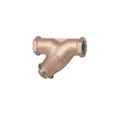 大和バルブ 青銅バルブ(給水用コアリング) Y型ストレーナ <10Y-CN> 【型式:10Y-CN-40 01303989】[新品]