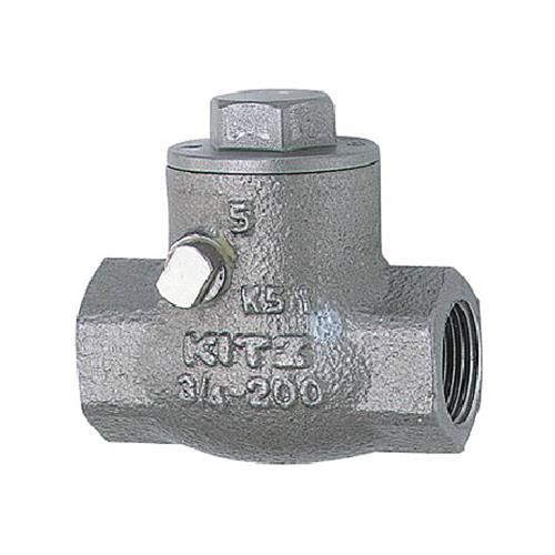 キッツ(KITZ) スイングチャッキ(SCS13A) <UO 10K> 【型式:KITZ-UO-80 01101718】[新品]