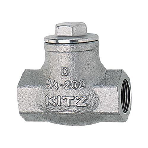 キッツ(KITZ) リフトチャッキ(SCS13A) <UN 10K> 【型式:KITZ-UN-50 01101737】[新品]
