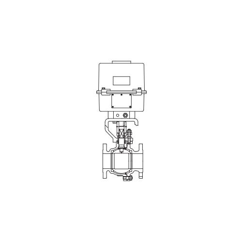 キッツ(KITZ) 電動KELMO SCS13A製ボール <EKE-10UTB> 【型式:KITZ-EKE200-10UTB-32 00763572】[新品]