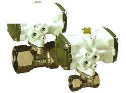ハマイ 空圧自動ボールバルブ LAS-100型 【型式:LAS-100-08 01001051】[新品]