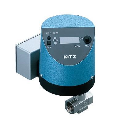 キッツ(KITZ) 自動操作 SUS316製ニードルバルブ <KITZ-LDH12> 【型式:KITZ-LDH124-UNA3E-10 01105087】[新品]