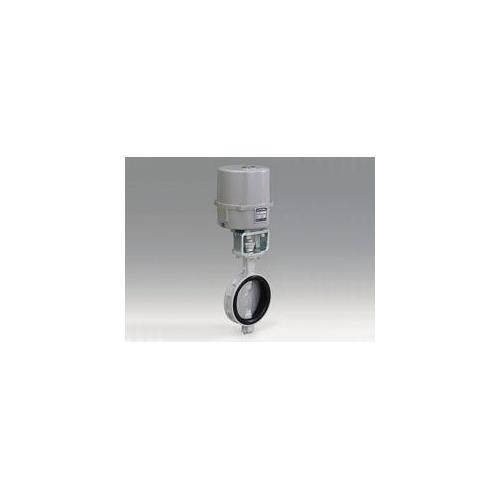 日立金属 ハイトルクMシリーズ電源バタフライバルブ(AC電源) <TEYBW2> 【型式:TEYBW2-125A 01406316】[新品]